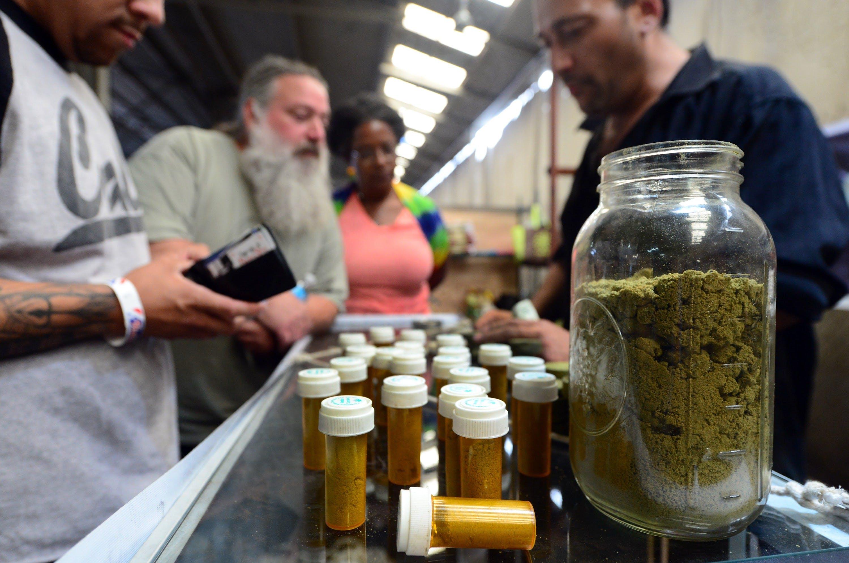 Marijuana Growers and Dispensaries Denied Bank Accounts
