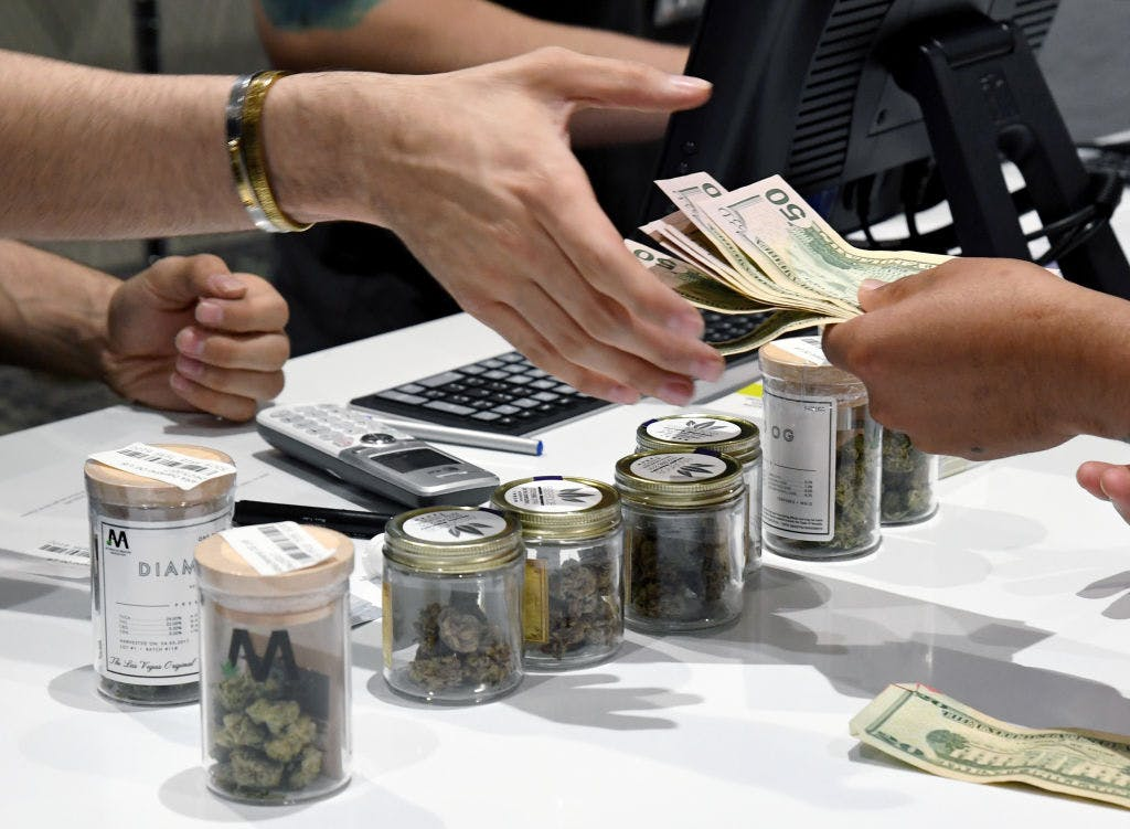GettyImages 805212192 Police who forced a man to eat weed now have to pay him $100,000