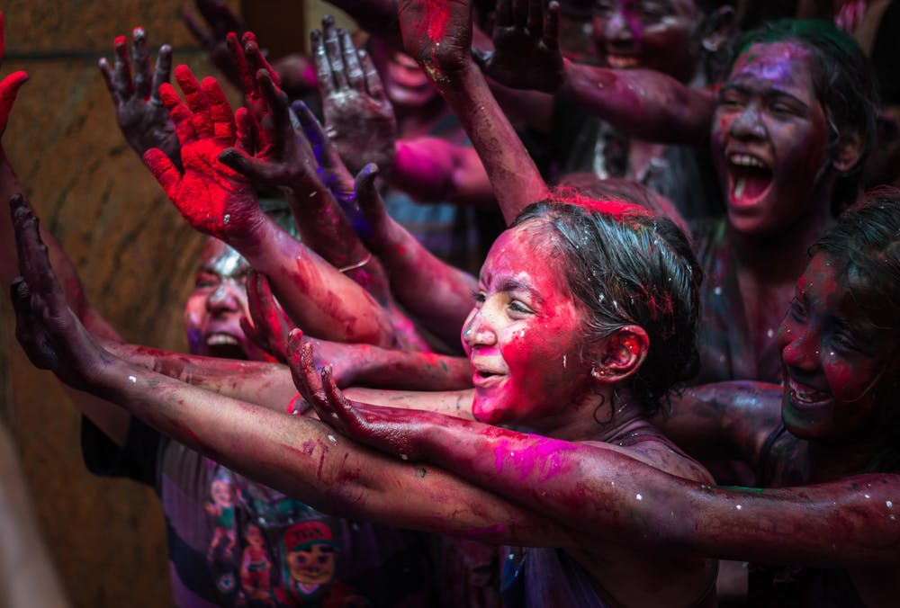 Holi is a festival of color and marijuana smoothies 11 of 11 1 To Save Her The Vision Of Her Child, This Mother Opened A Marijuana Grow Op In Brazil