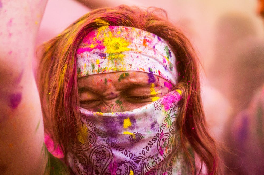 Holi is a festival of color and marijuana smoothies 9 of 11 1 To Save Her The Vision Of Her Child, This Mother Opened A Marijuana Grow Op In Brazil