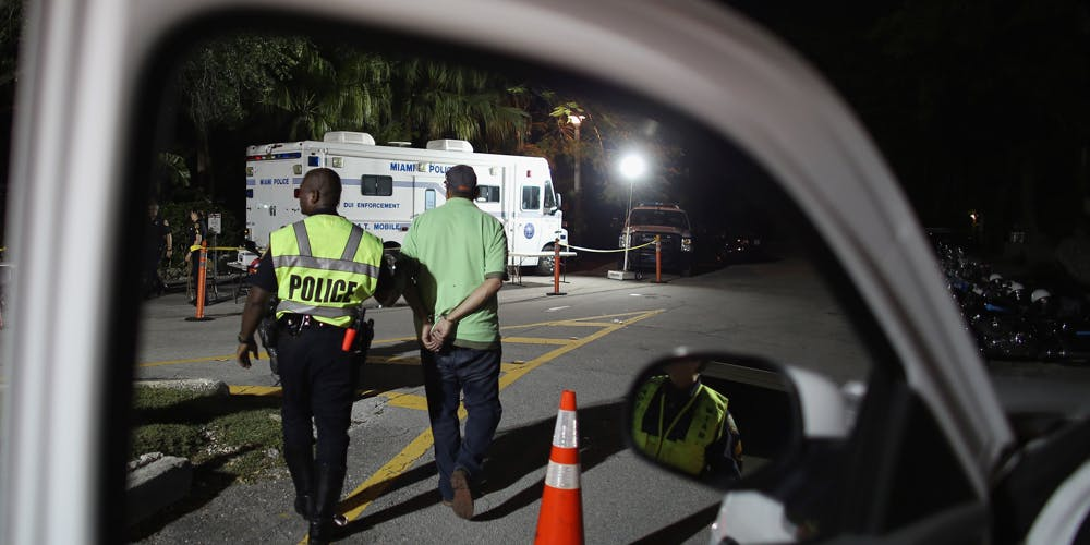 People are being arrested for marijuana DUI's, even though they've never smoked marijuana