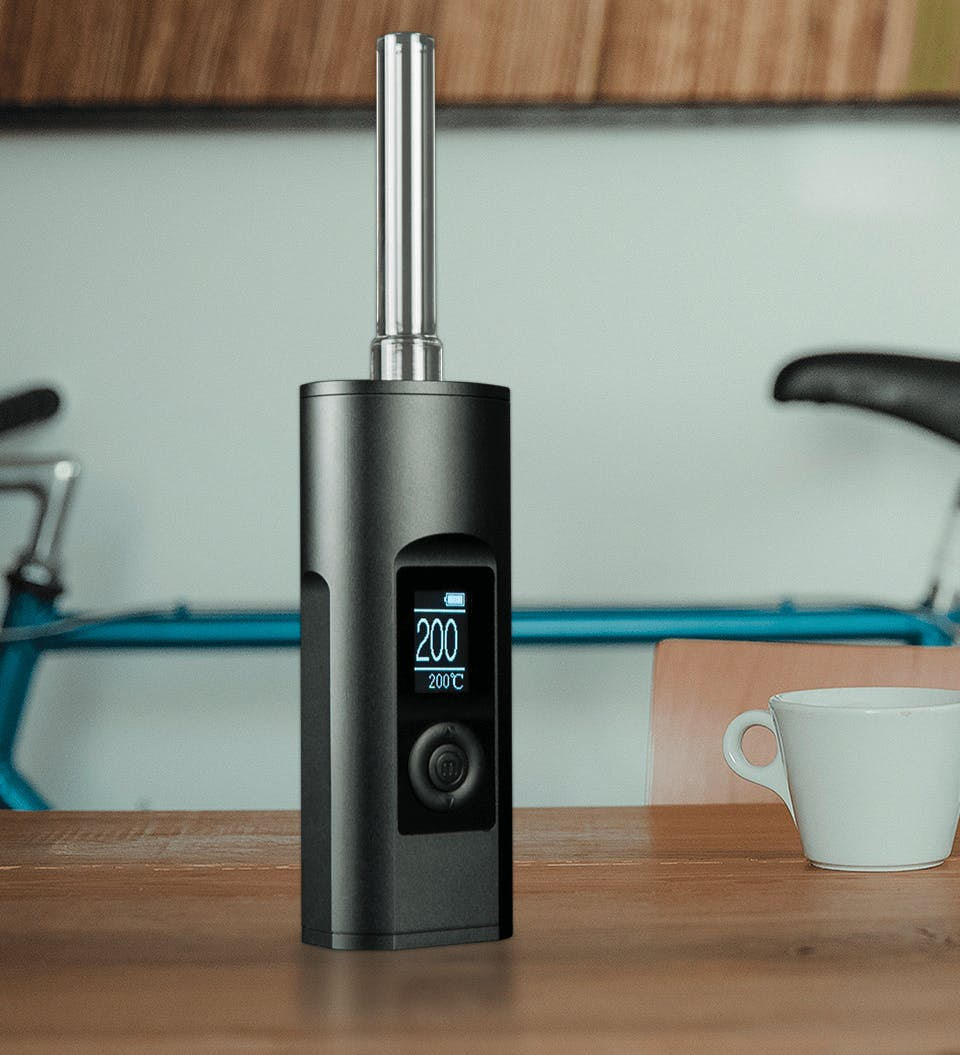 Solo ll ProductPage bike min The New And Improved Arizer Solo II Is Everyones Favorite Vaporizer