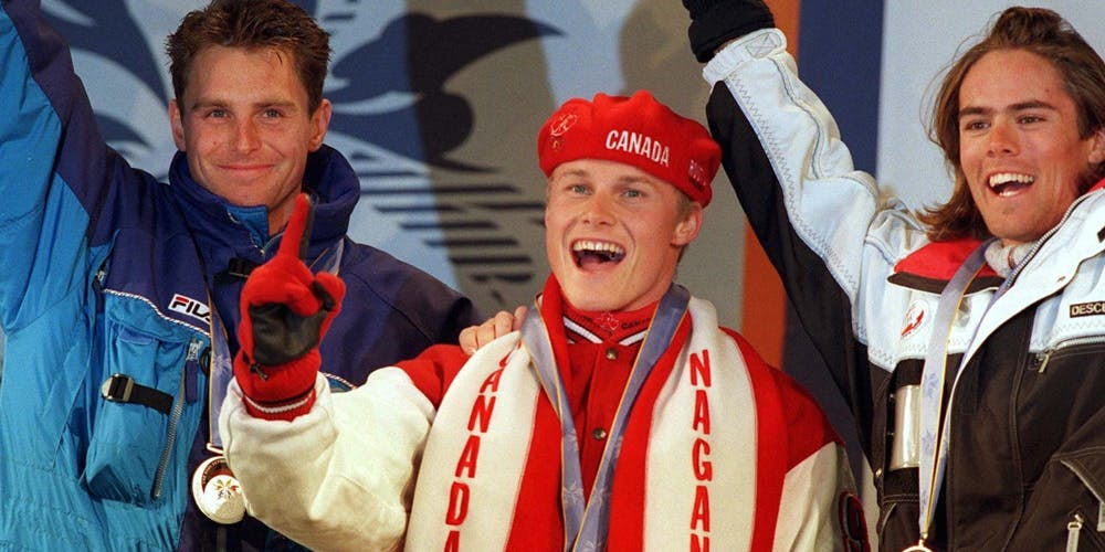 This Olympic Gold Medalist Believes That Weed Makes People Better Athletes (3 of 5)