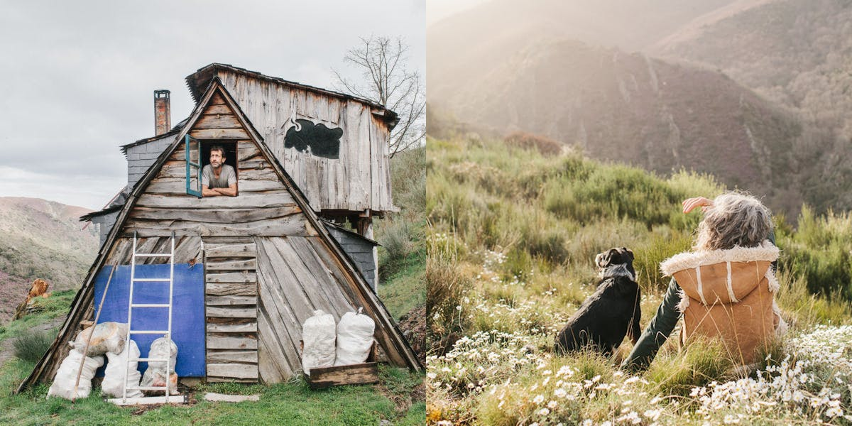 This Off-grid Village Will Make You Want To Pack Up Your Shit And Leave Society