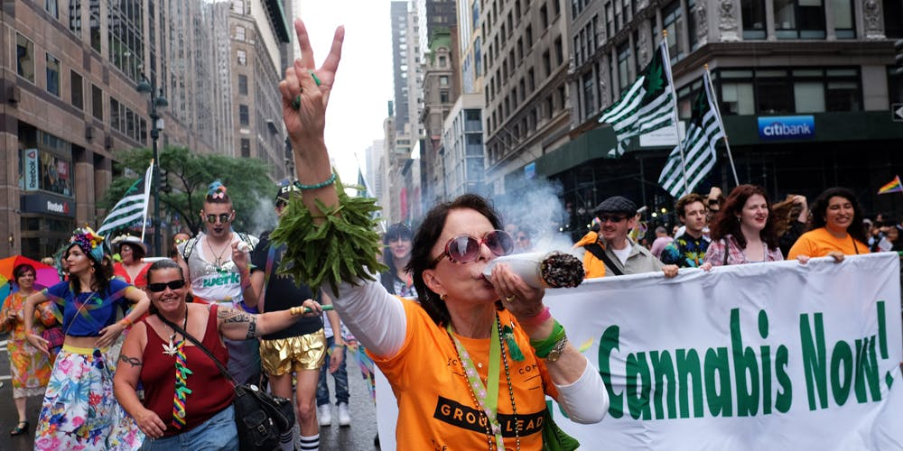 he Cannabis Industry is Betraying its Roots by Ignoring the LGBTQ Community 1 of 1 Grab your weed, grab your snacks, theres going to be a Lord Of The Rings TV series