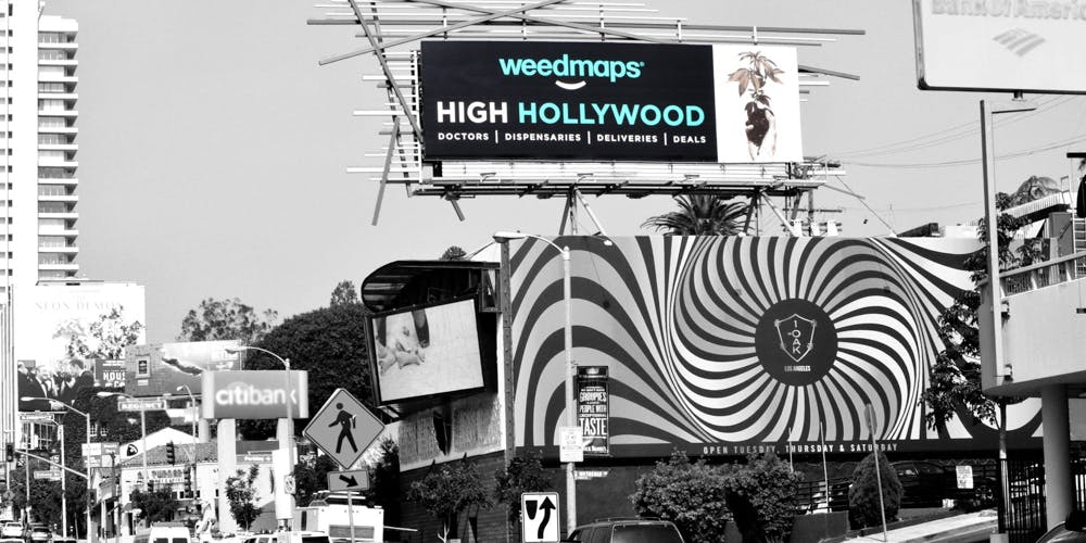 Anti-Cannabis Canadians Cause Commotion Over Weedmaps Billboard