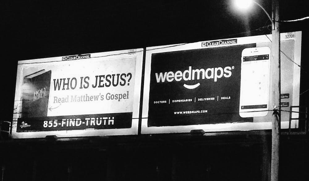 Anti Cannabis Canadians Cause Commotion Over Weedmaps Billboard 3 of 3 The US Military is waving cannabis use and letting medical marijuana patients serve