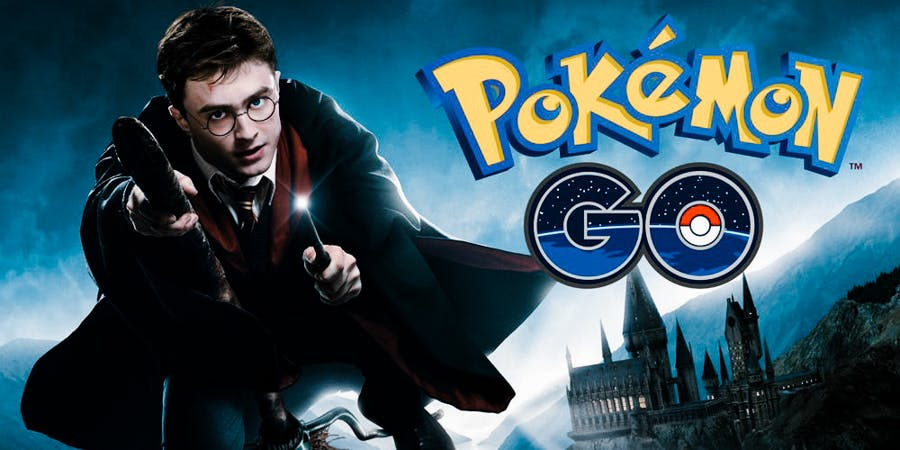 Harry Potter version of Pokemon Go