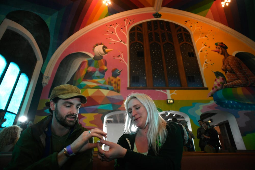 Churches in California are getting busted for growing and selling weed 3 of 2 Meet the cannabis kombucha guru