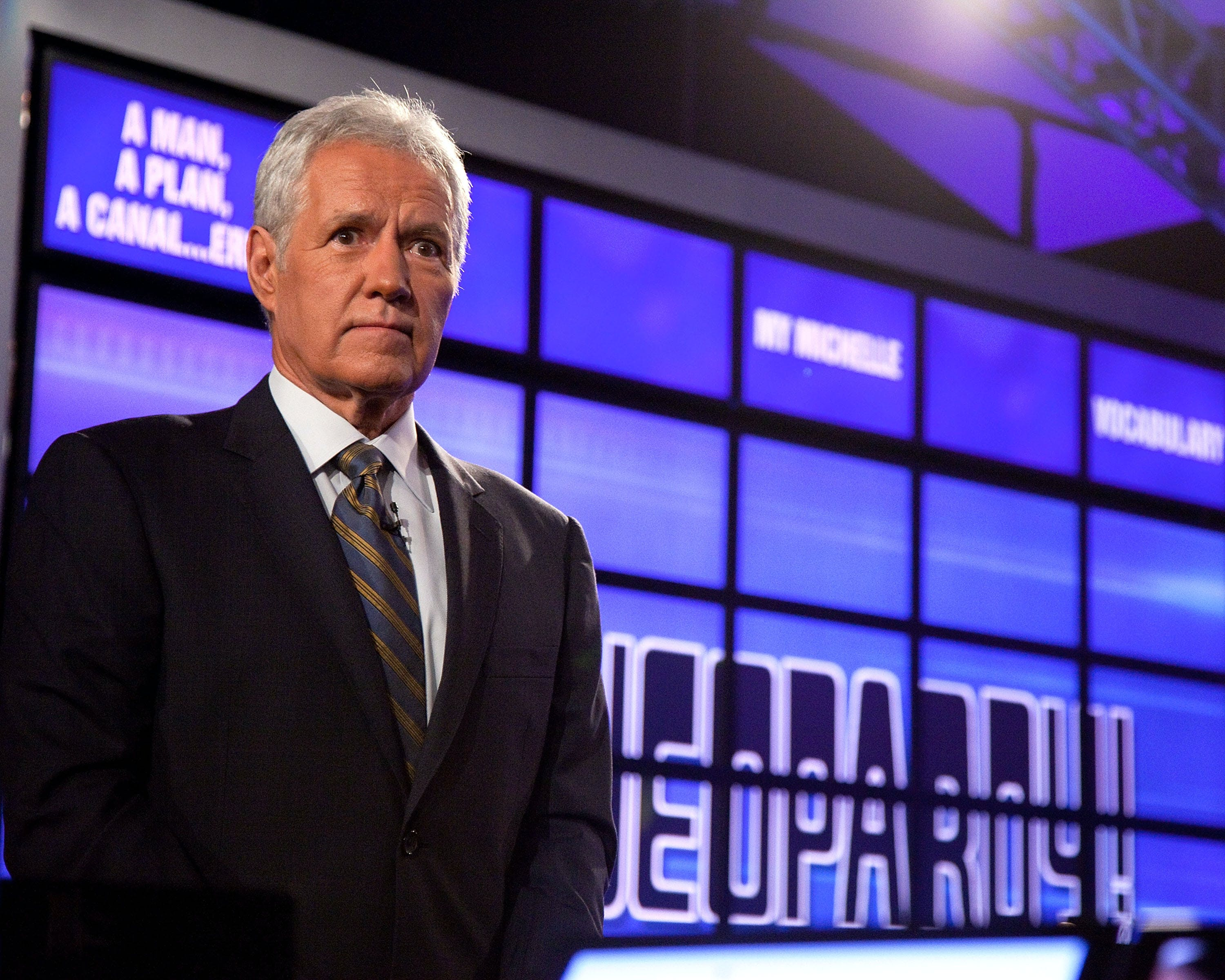 Alex Trebek Ate 6 Weed Brownies