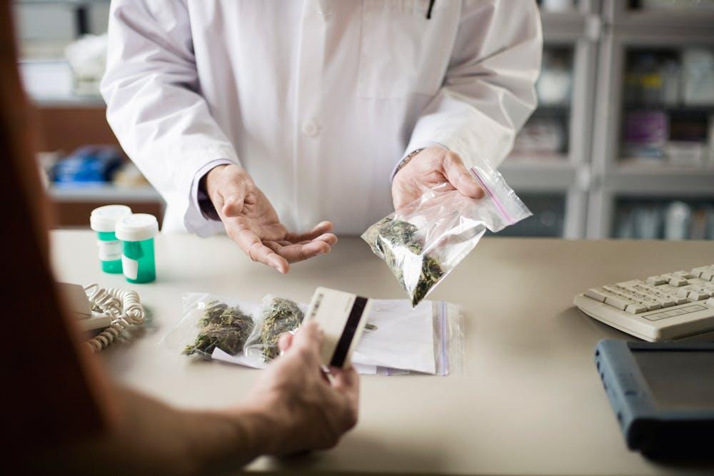 GettyImages 85640505 Meet the cannabis kombucha guru