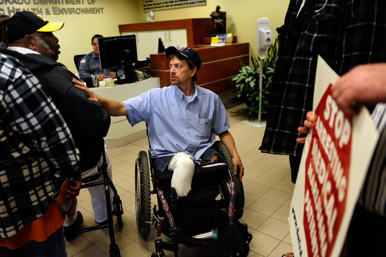 Government prescribed opioids are destroying veterans lives. Marijuana is helping to reclaim them. 1 of 1 Meet the cannabis kombucha guru