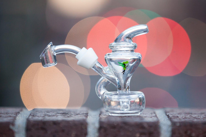 Merlin Blunt Bubblet Mini Dab Rig