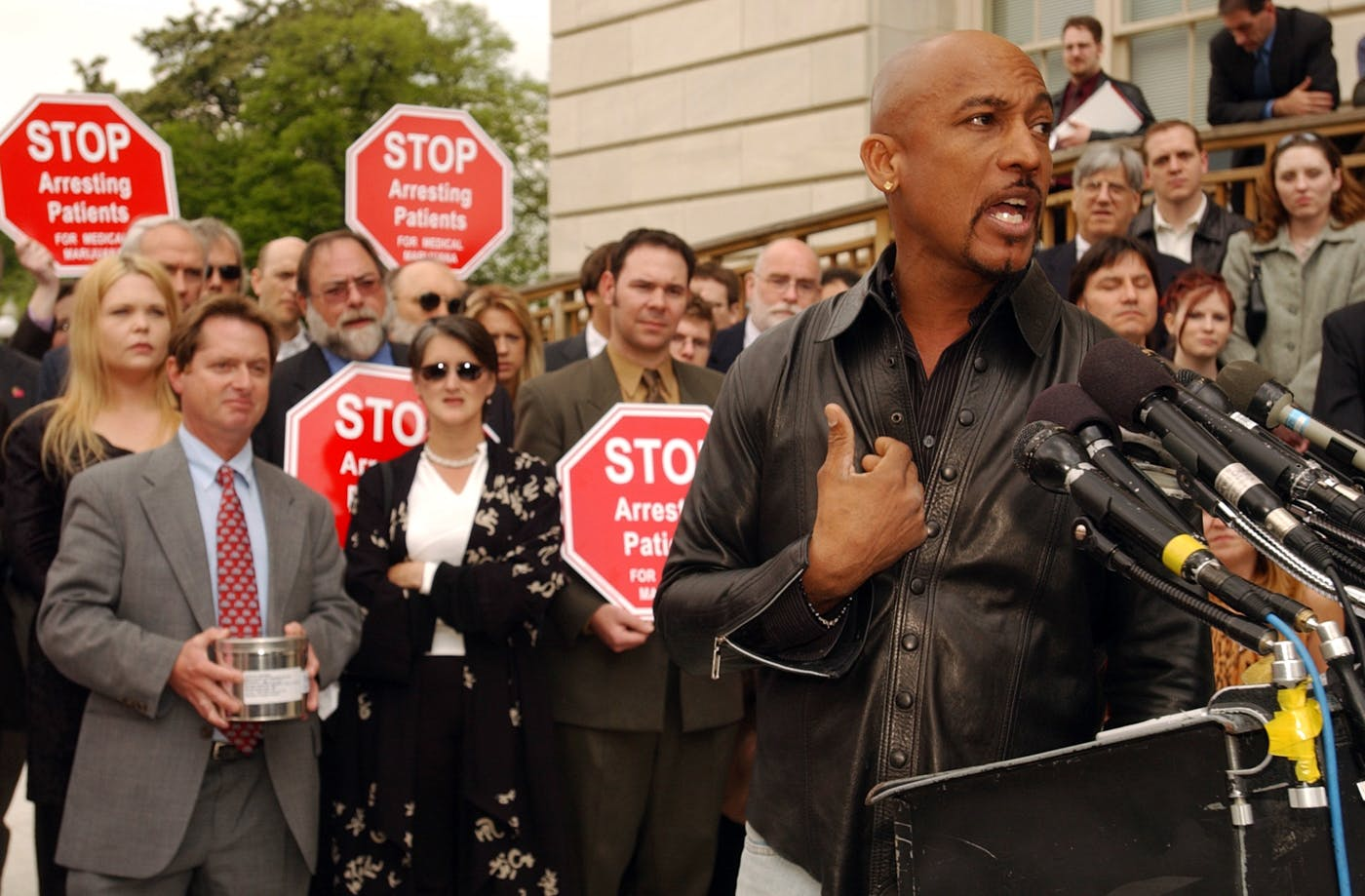 Montel Williams Is Suing 22Scam Medical Marijuana Companies That Used His Face 1 of 3 Grab your weed, grab your snacks, theres going to be a Lord Of The Rings TV series
