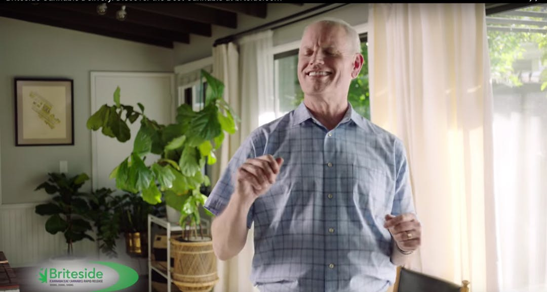 Pot Company Mocks Prescription Drug Ads In Genius Parody Video 4 of 6 Meet the cannabis kombucha guru