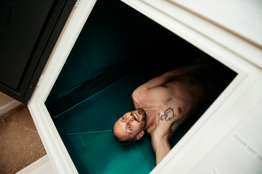 Sensory Deprivation tank 2 of 1 Will women dominate the weed industry?
