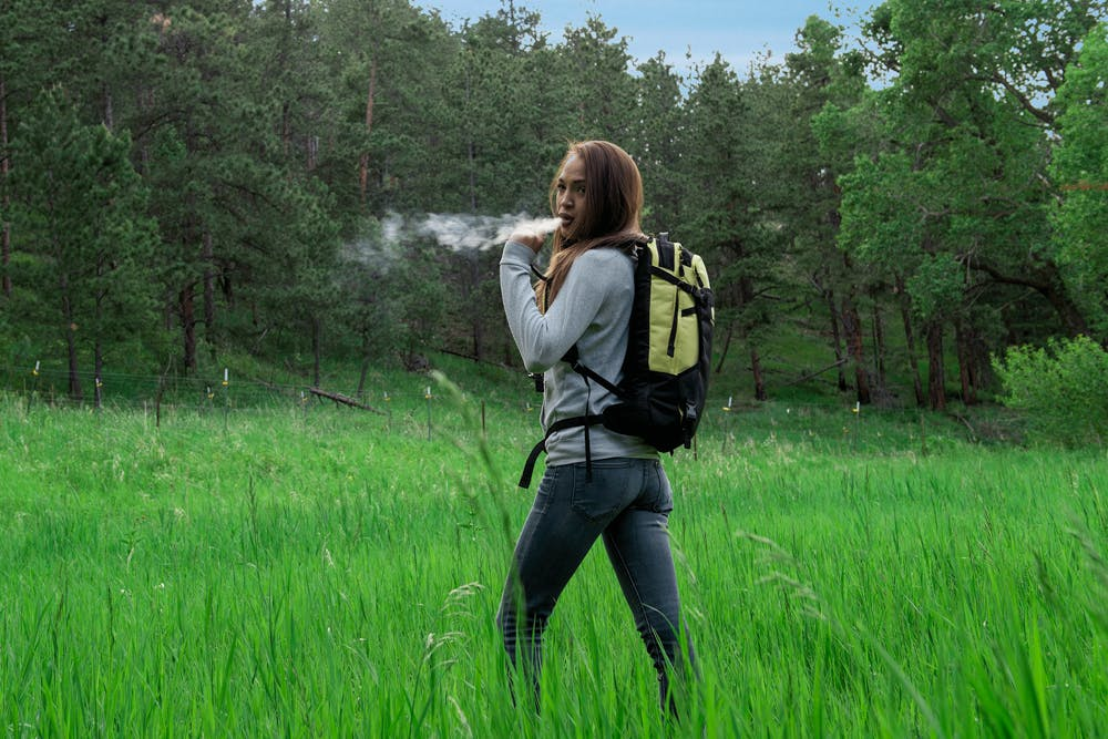 The Sneakiest Ways To Vape In Public 3 of 4 Grab your weed, grab your snacks, theres going to be a Lord Of The Rings TV series