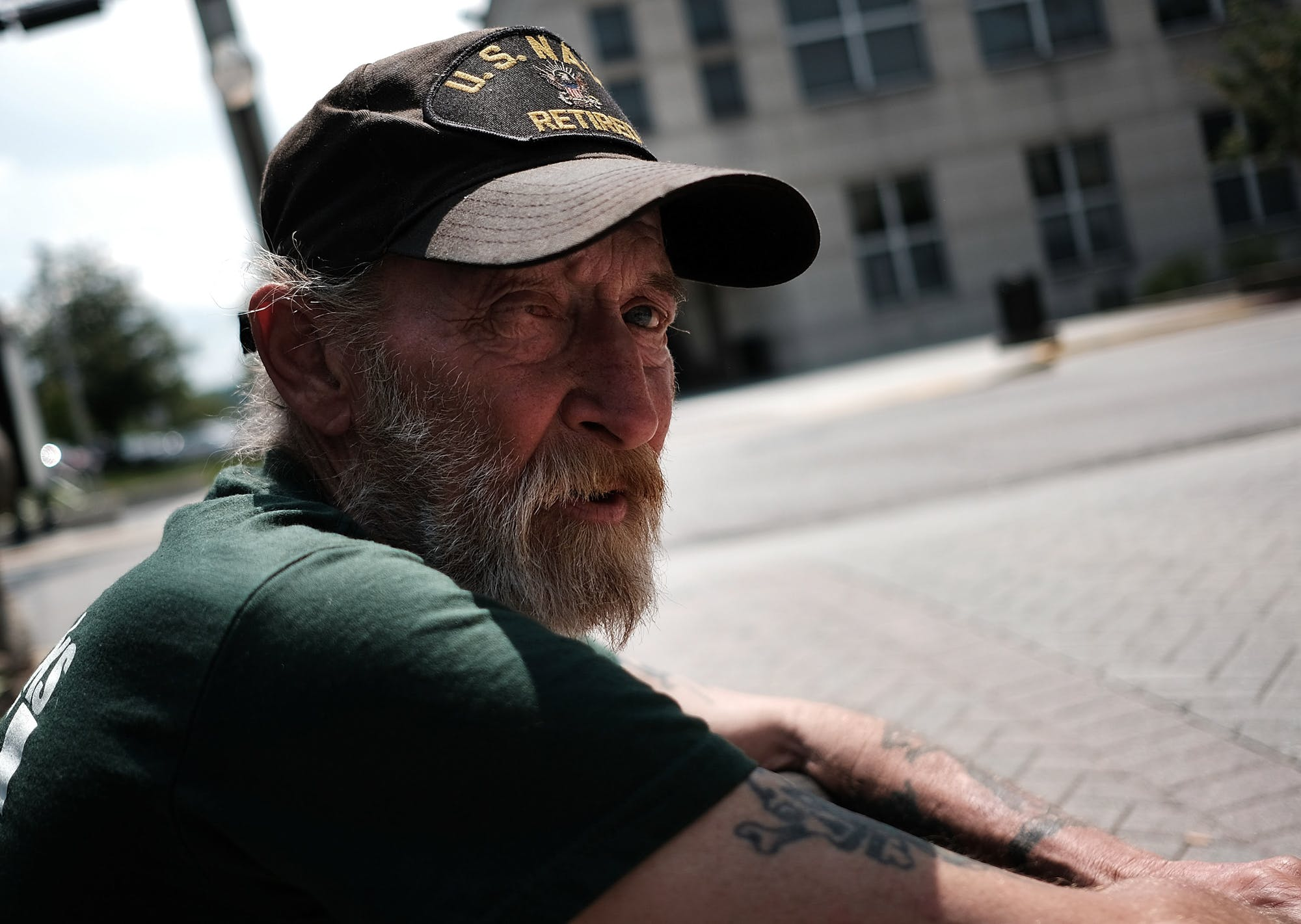 he white face of opioid abuse highlights past injustices and a present danger 1 of 3 The US Military is waving cannabis use and letting medical marijuana patients serve