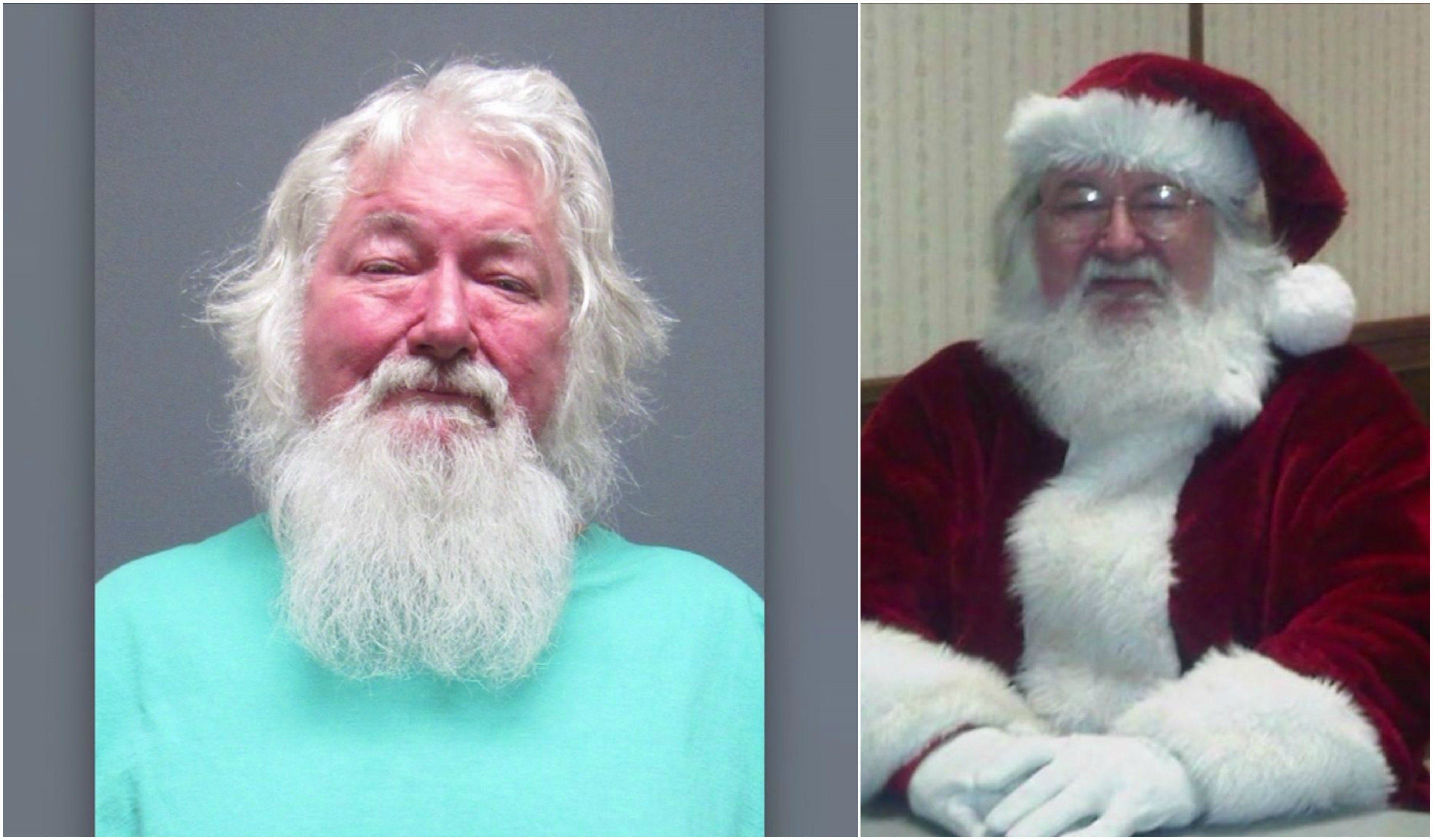 santa arrested The US Military is waving cannabis use and letting medical marijuana patients serve
