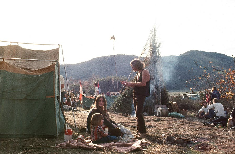 the happening festival laguna beach encampment 1970 The US Military is waving cannabis use and letting medical marijuana patients serve