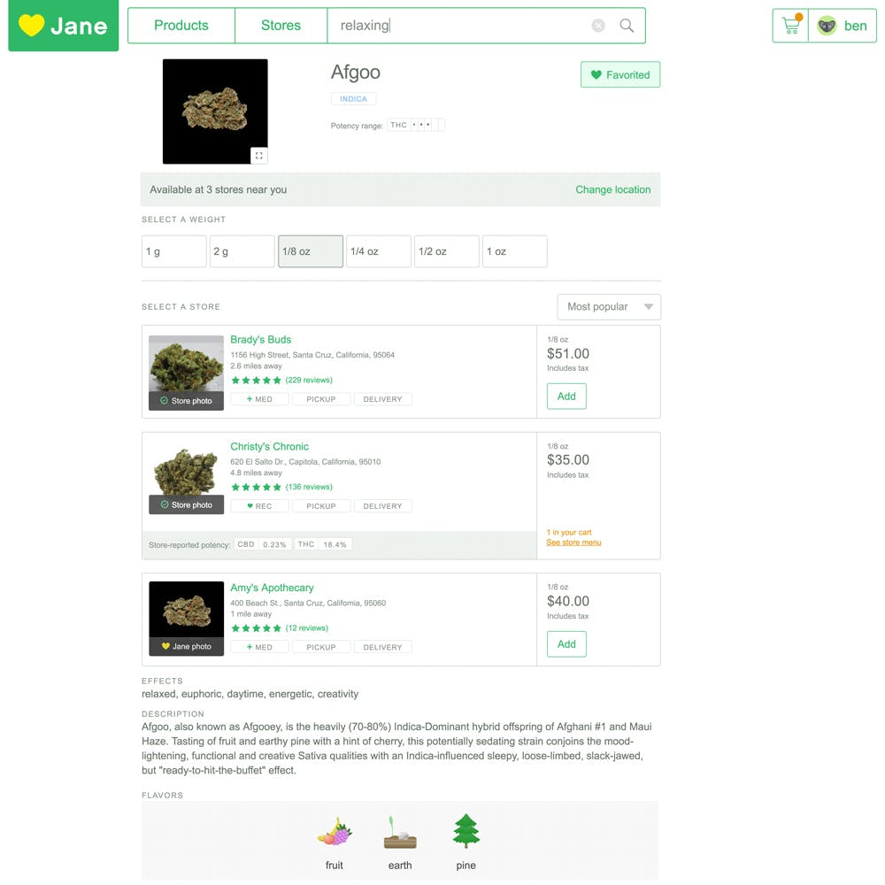 3. Product Page Why California is important for ending marijuana prohibition in the U.S.