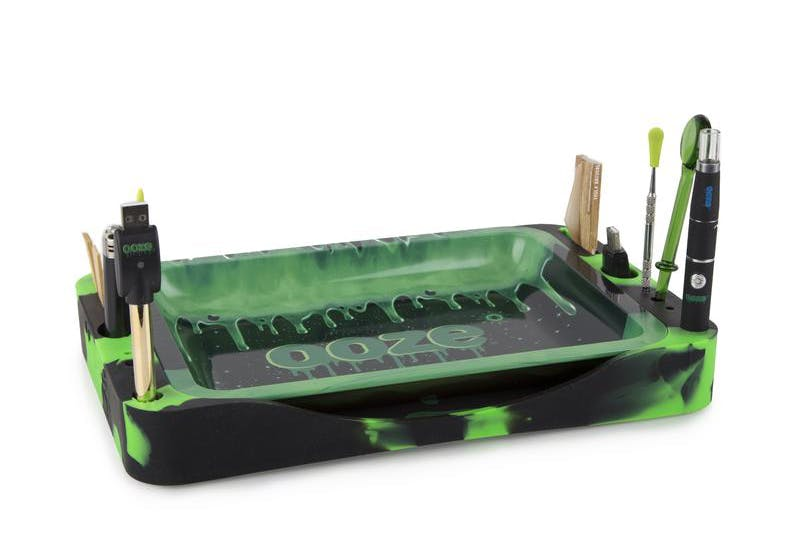 Dab Depot Tray sm 800x Ooze Vaporizer kits are the perfect stocking stuffers for stoners