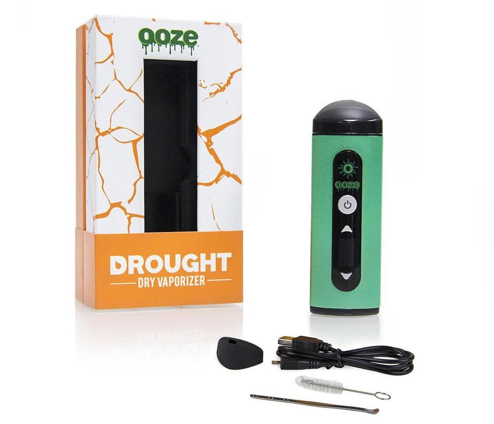Drought Green sm f04d52f5 4c2c 4366 875c 0e921a9fad92 1000x Ooze Vaporizer kits are the perfect stocking stuffers for stoners