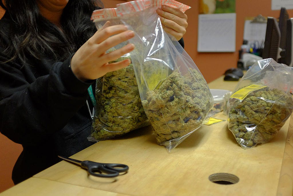 GettyImages 468729196 How to use weed for jamming and listening to music