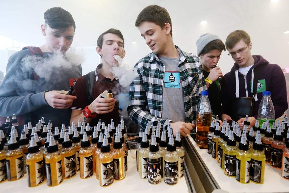 GettyImages 647804748 1 More Teens Use Marijuana Than Cigarettes for the First Time Ever