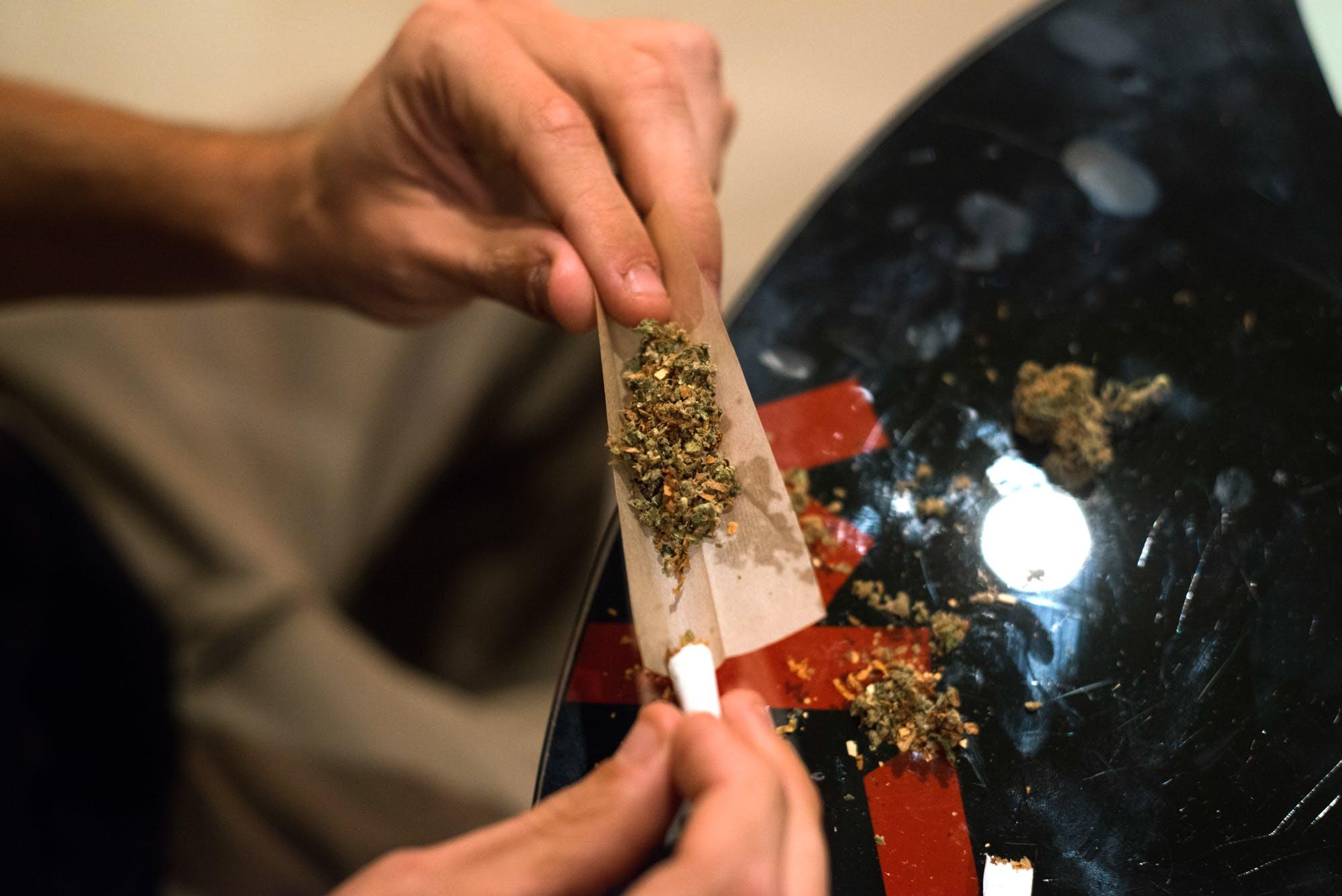 Is marijuana addictive 3 of 3 What needs to happen for Vermont to legalize marijuana