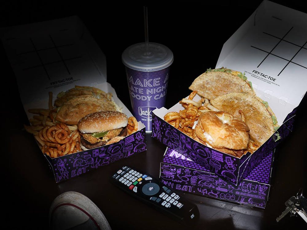 JackInTheBox6 This Fast Food Chain Just Released a Munchie Meal Openly Dedicated to Stoners