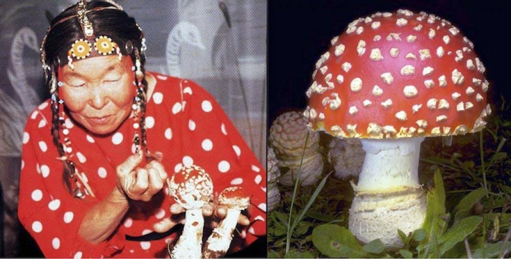 The psychedelic origins of Santa