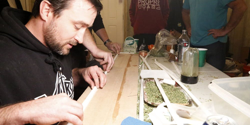 the making of a 100ft joint