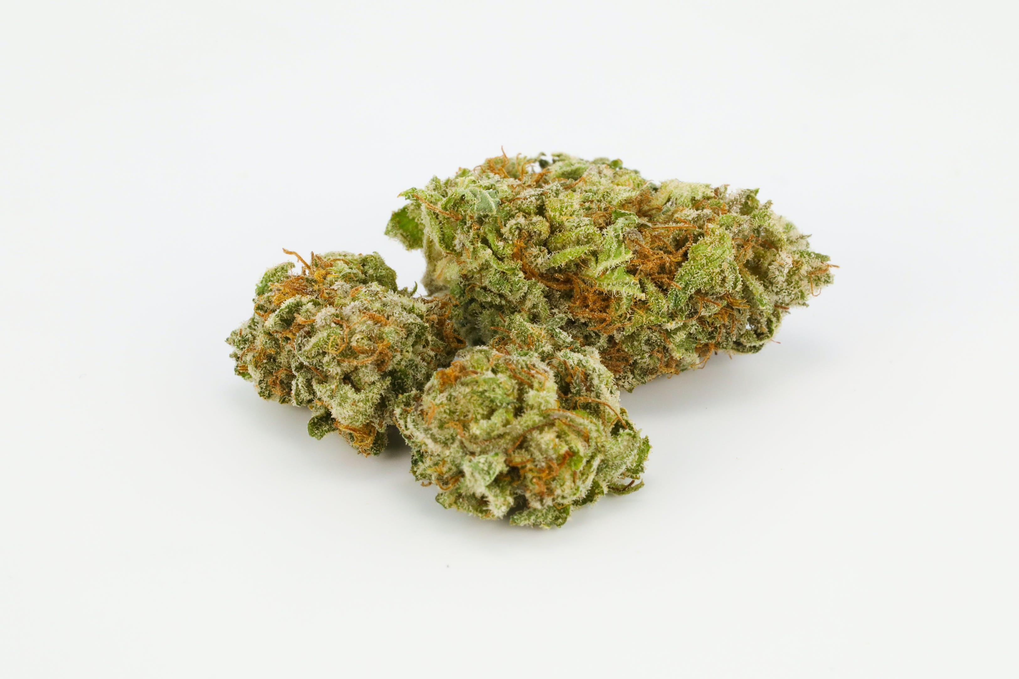 Blue Diamond Weed; Blue Diamond Cannabis Strain; Blue Diamond Indica Marijuana Strain