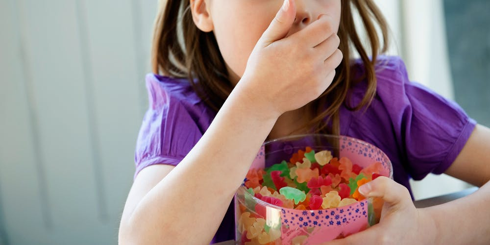 5th grader shared edibles