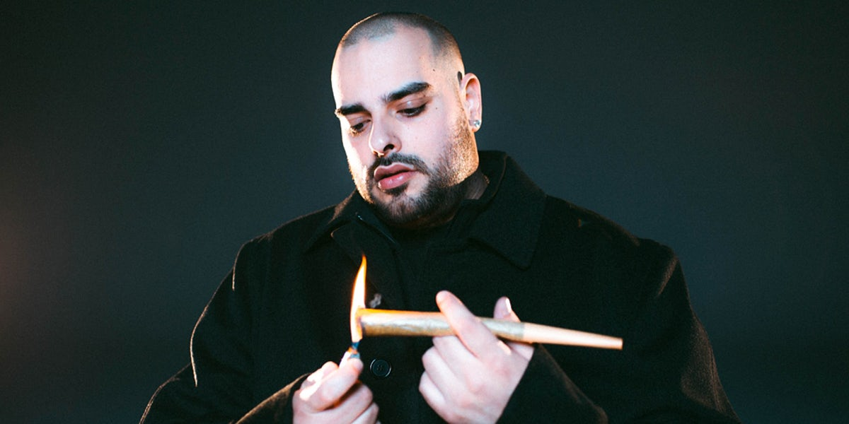 Rapper Berner Opens The First