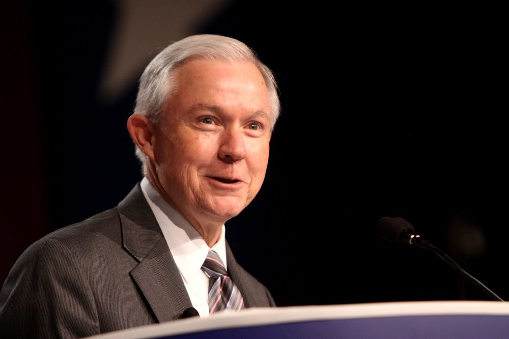 JeffSessions2 Police who forced a man to eat weed now have to pay him $100,000