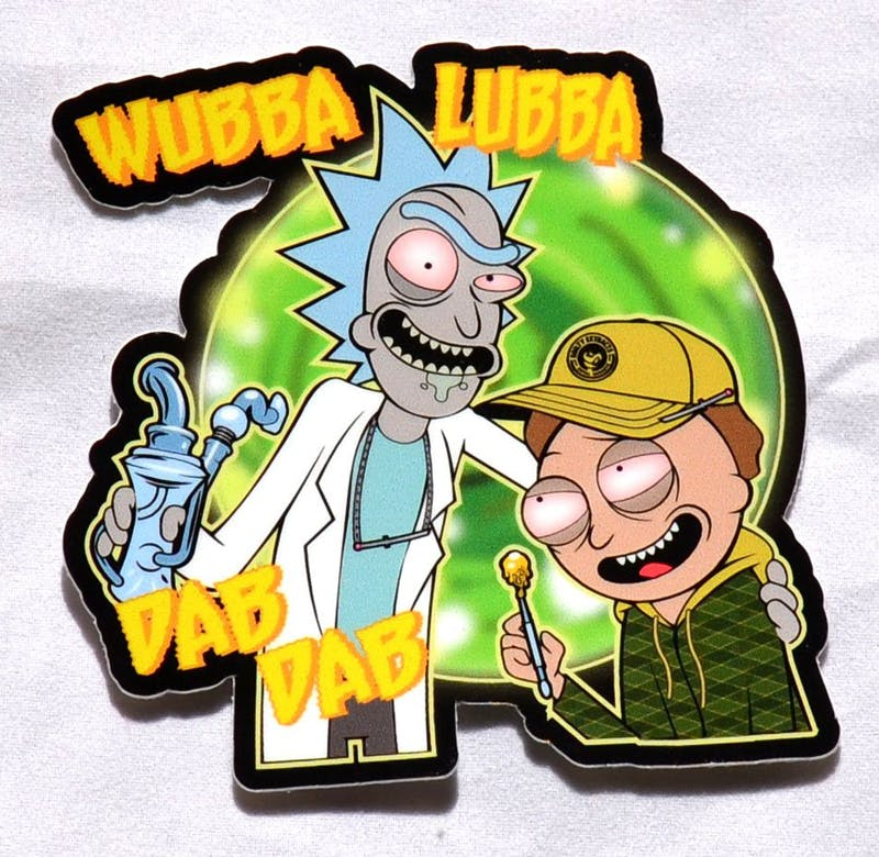 Photo courtesy of roiltyshop1 7 things for weed smokers who love Rick and Morty