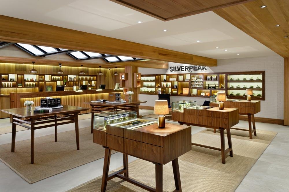 SilverPeak 10 Dispensaries With the Best Interior Design