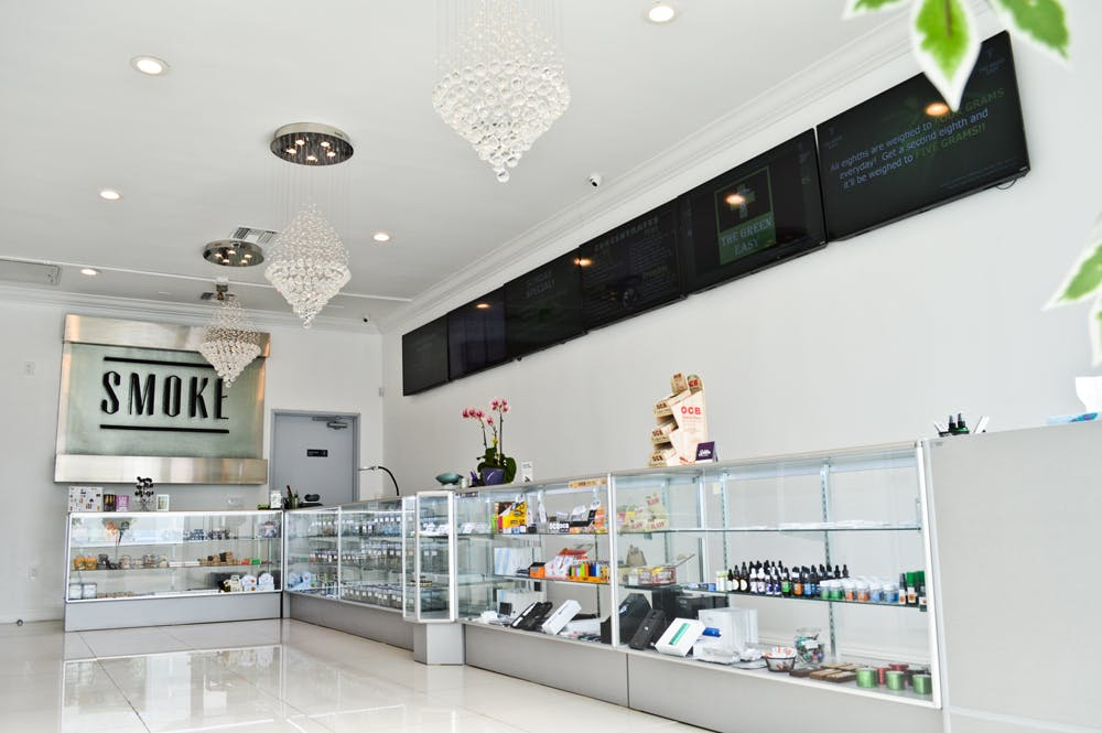 TheGreenRelief 10 Dispensaries With the Best Interior Design
