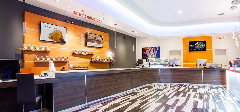 Trumed 10 Dispensaries With the Best Interior Design