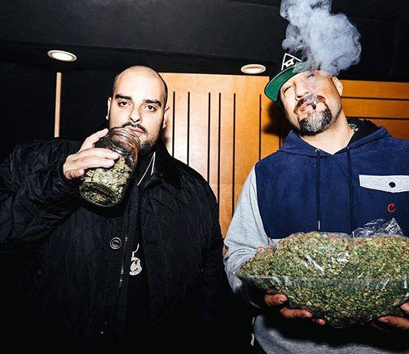 berner4 Snoop Dogg takes us to church with a weed infused Gospel album