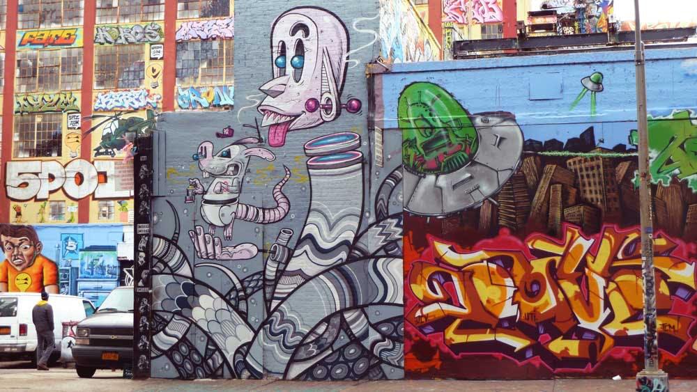 5Pointz Graffiti Artists Win $6.7 Million From Developer Who Destroyed Their Work