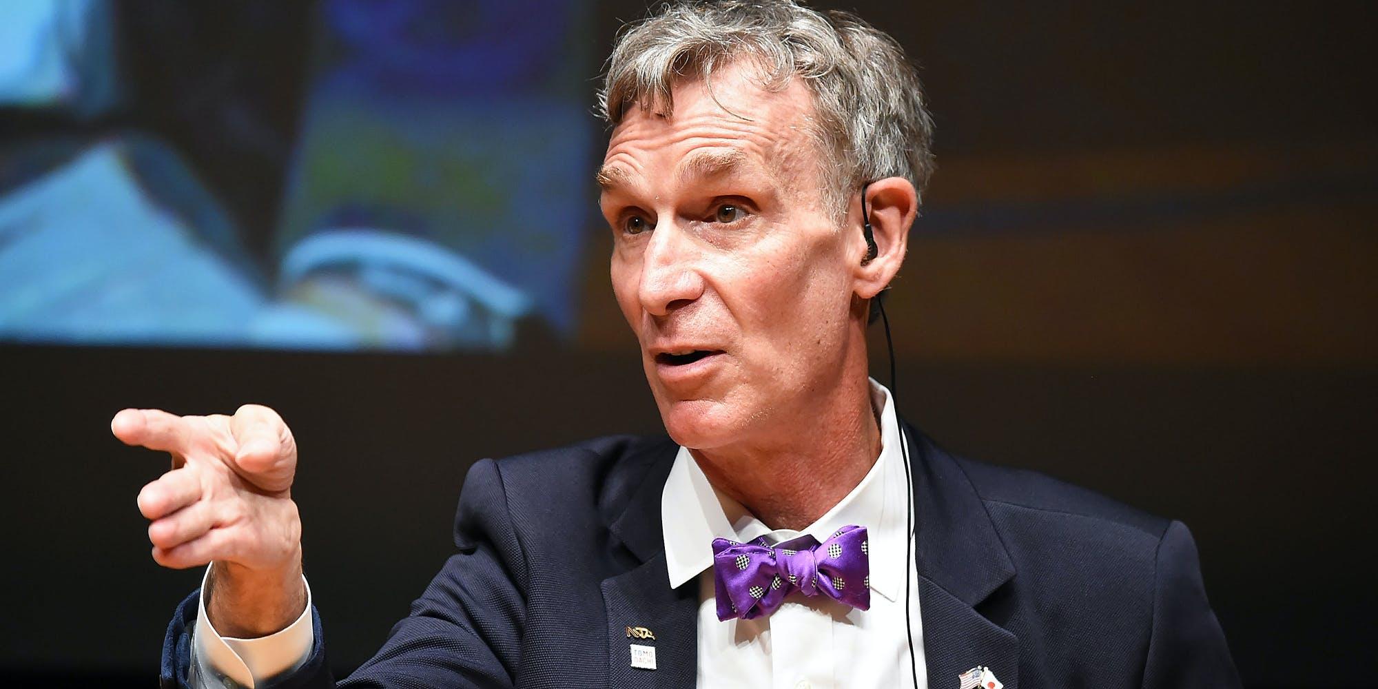 Bill Nye Medical marijuana research