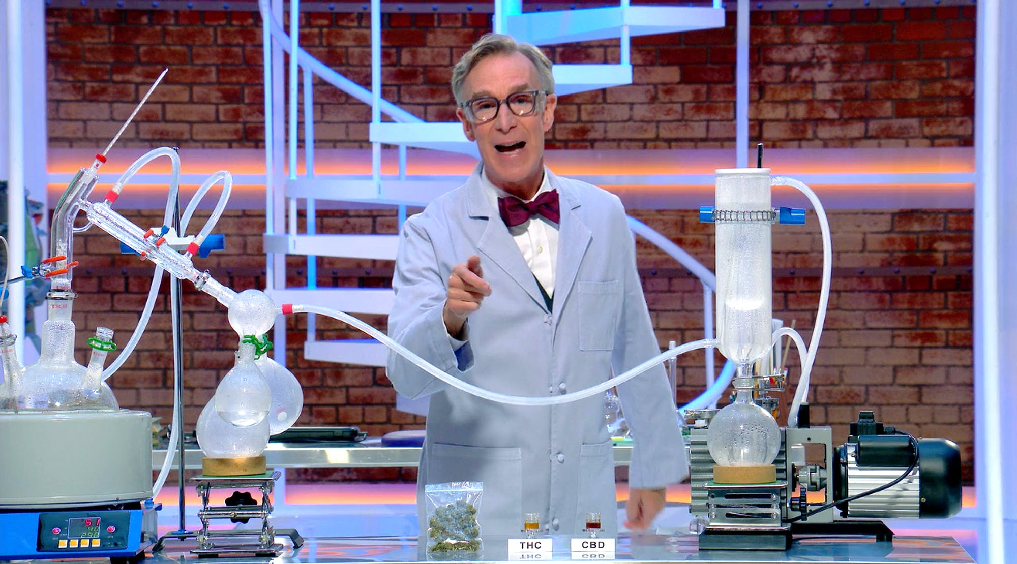BillNyeCannabis How to microdose weed and treat anxiety