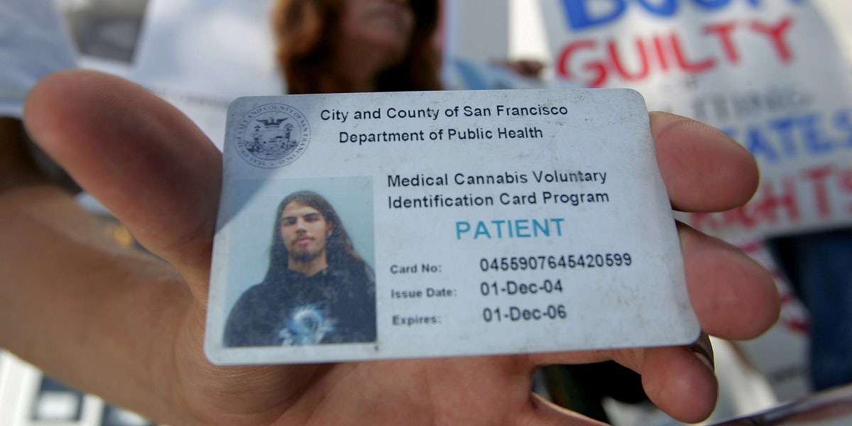Discount Using Recreational Marijuana Herb Cards A Californians On Medical To Are Weed Get