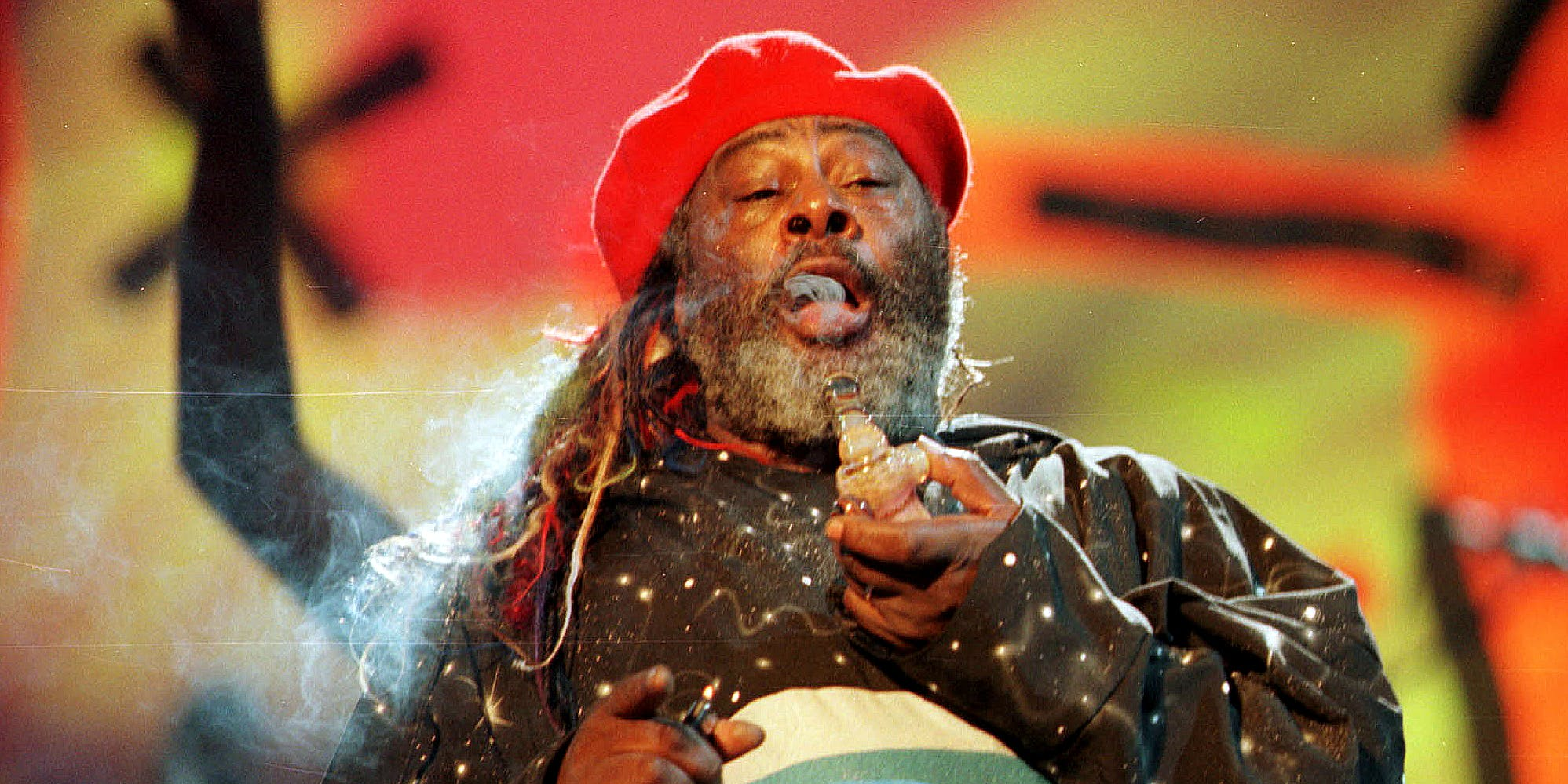 GeorgeClinton How to microdose weed and treat anxiety