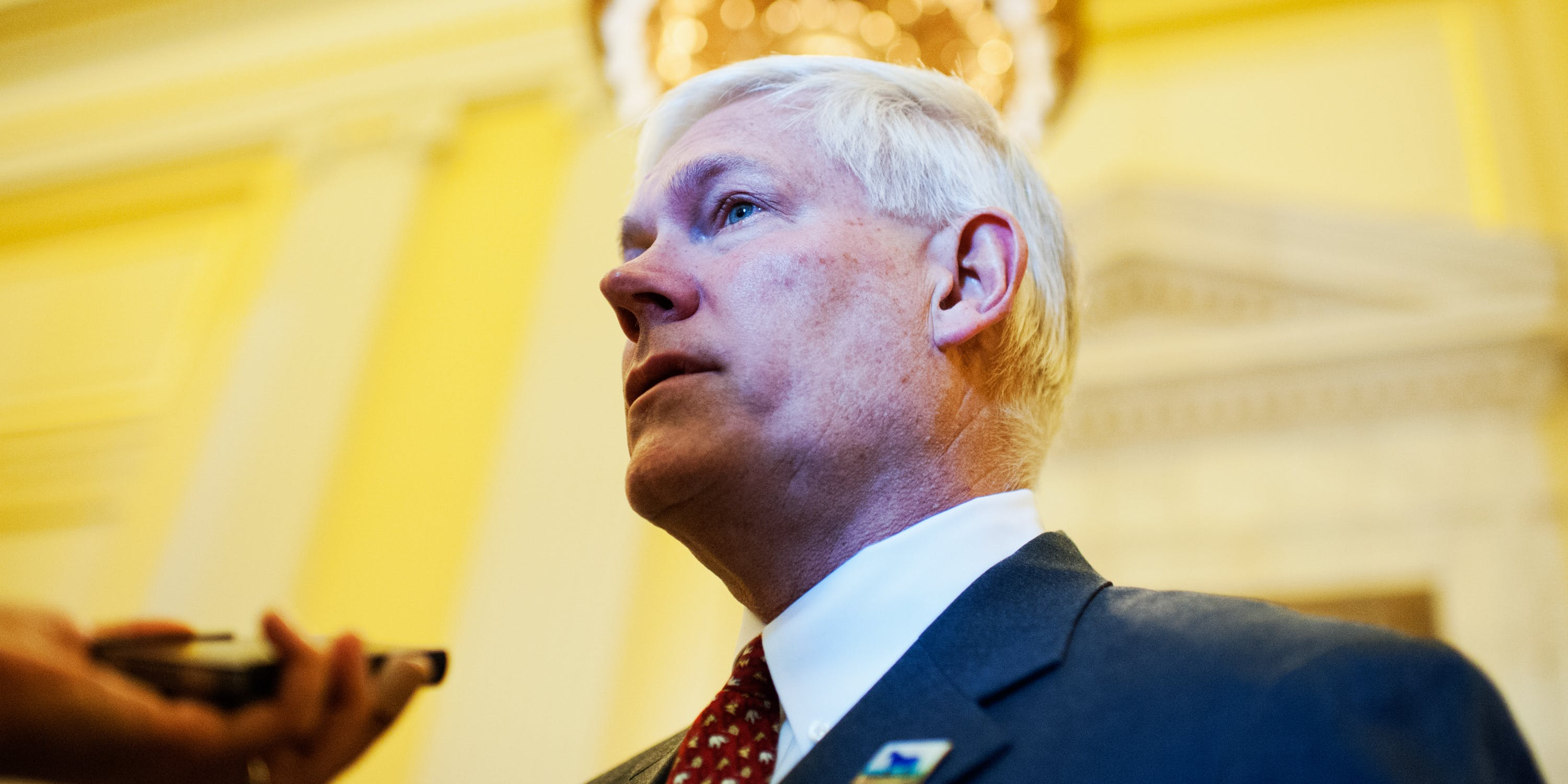 Rep. Pete Sessions Is The Reason Marijuana Bills Haven't Progressed For Two Years