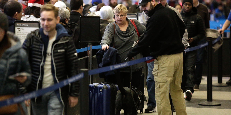 Las Vegas Introduces Weed Deposit Bins At Their Airports