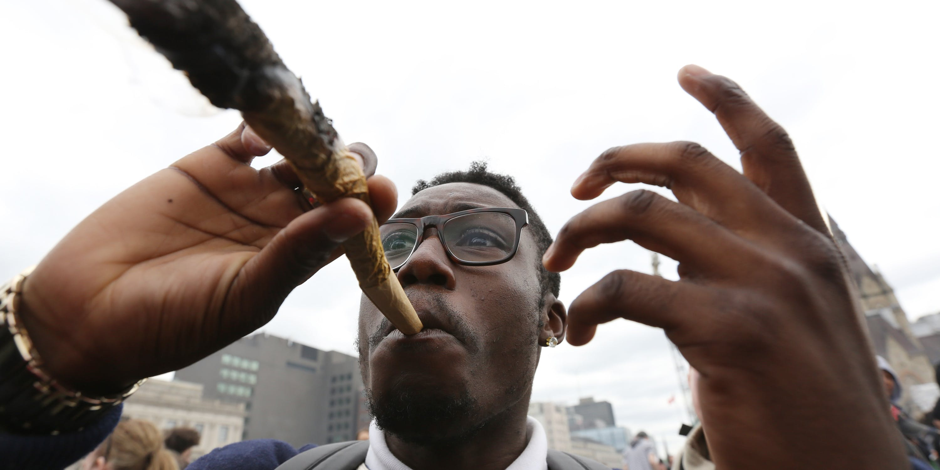 Canadians Are Smoking Twice As Much Weed Today As They Did In The 80s: Survey